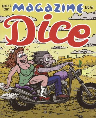 DicE: rods, bikes, shows, arse-kicking...get it!
