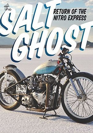 The Salt Ghost:Return Of the Nitro Express.