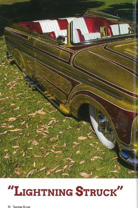 San Jose Car Show >> Traditional Kustoms magazine at KUSTOM INK