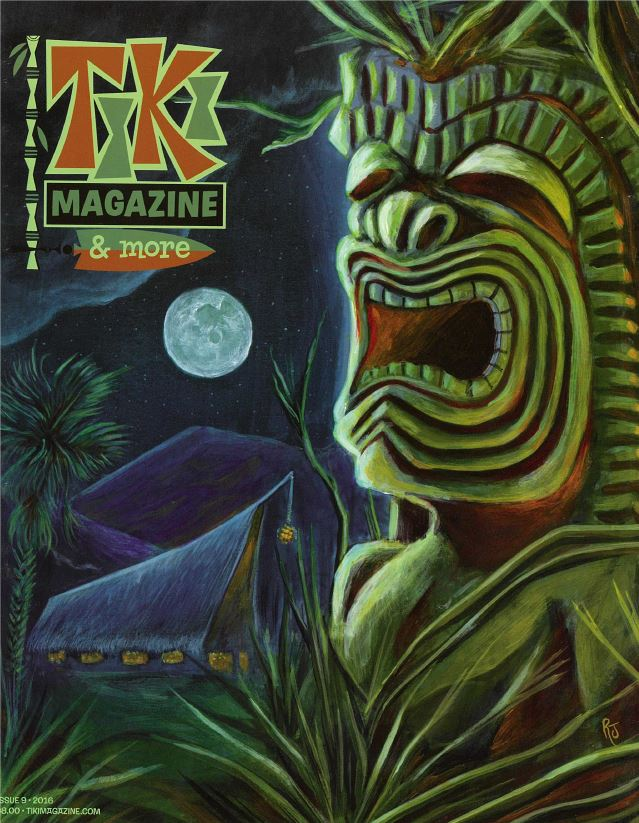 TIKI Magazine And More!