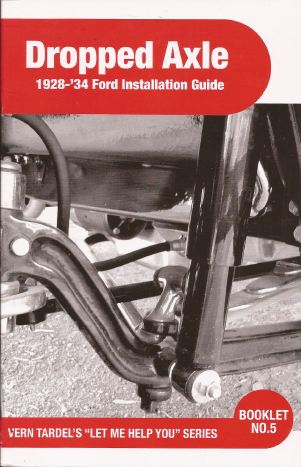 32-pages: this booklet illustrates and describes selection, disassembly,  restoration and installation of a traditional dropped axle  this  step-by-step guide